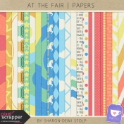 At The Fair- Papers