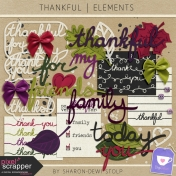 Thankful- Elements