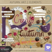 Autumn Art- Elements