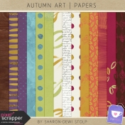 Autumn Art- Papers