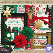 Winter Wonderland- Christmas Kit