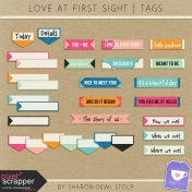 Love At First Sight- Tags