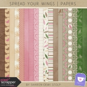 Spread Your Wings- Papers