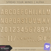 Spread Your Wings- Alpha
