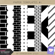 Paper Templates #1