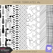 Paper Templates #4