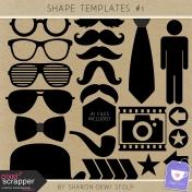 Shape Templates #1