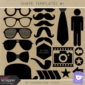 Shape Templates #1