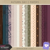 Autumn Day- Papers