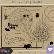 Autumn Day- Stamps