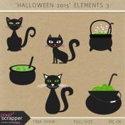 Halloween 2015: Elements 03