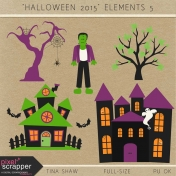 Halloween 2015: Elements 05
