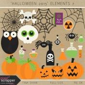 Halloween 2015: Elements 07