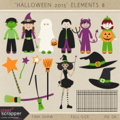 Halloween 2015: Elements 08