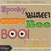 Halloween 2015: Elements 09