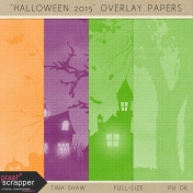 Halloween 2015: Overlay Papers 01