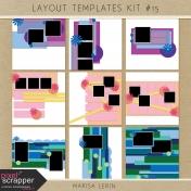 Layout Templates Kit #15