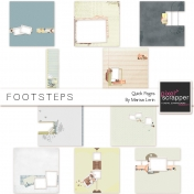 Footsteps Quick Pages Kit