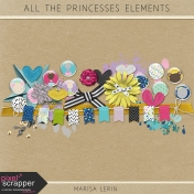 All The Princesses Elements Kit