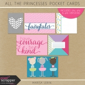 All the Princesses Pocket Cards Kit