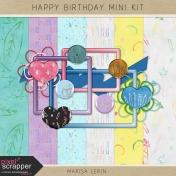 Happy Birthday Mini Kit