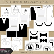 Our Special Day Pocket Cards Kit #2