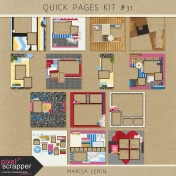 Quick Pages Kit #31