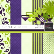Purple & Green Mini Kit #2