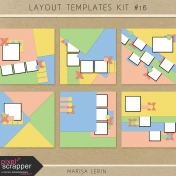 Layout Templates Kit #16