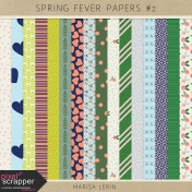 Spring Fever Papers Kit #2