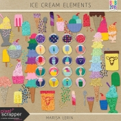 Ice Cream Elements Kit