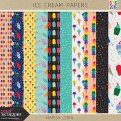 Ice Cream Papers Kit