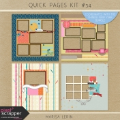 Quick Pages Kit #34