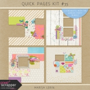 Quick Pages Kit #35