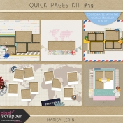 Quick Pages Kit #39