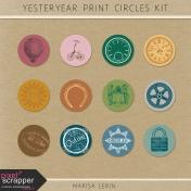Yesteryear Circles Kit