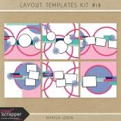 Layout Templates Kit #18
