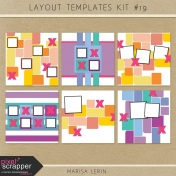 Layout Templates Kit #19
