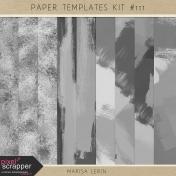 Paper Templates Kit #111