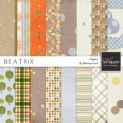 Beatrix Papers Kit