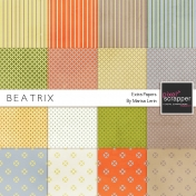 Beatrix Extra Papers Kit