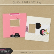 Quick Pages Kit #43