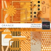 Color Basics- Orange Kit