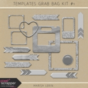Templates Grab Bag Kit #1