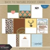 Back to Nature Pocket Cards