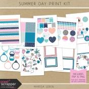 Summer Day Print Kit
