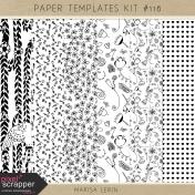 Paper Templates Kit #116