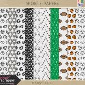 Sports Paper Kit