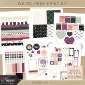 Wildflower Print Kit