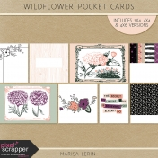 Wildflower Pocket Cards Kit